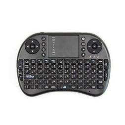 Wireless Mini Spanish Touchpad Gaming Keyboards