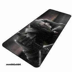 Witcher Mouse Pad 900x300mm Mats Computer Gaming Accessories